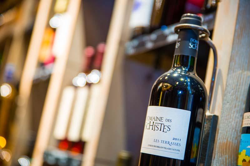 La Catalogne en bouteille